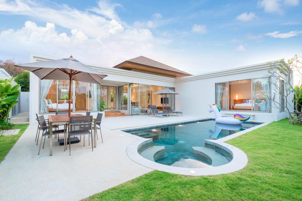 Achat maison : contrôle de piscine